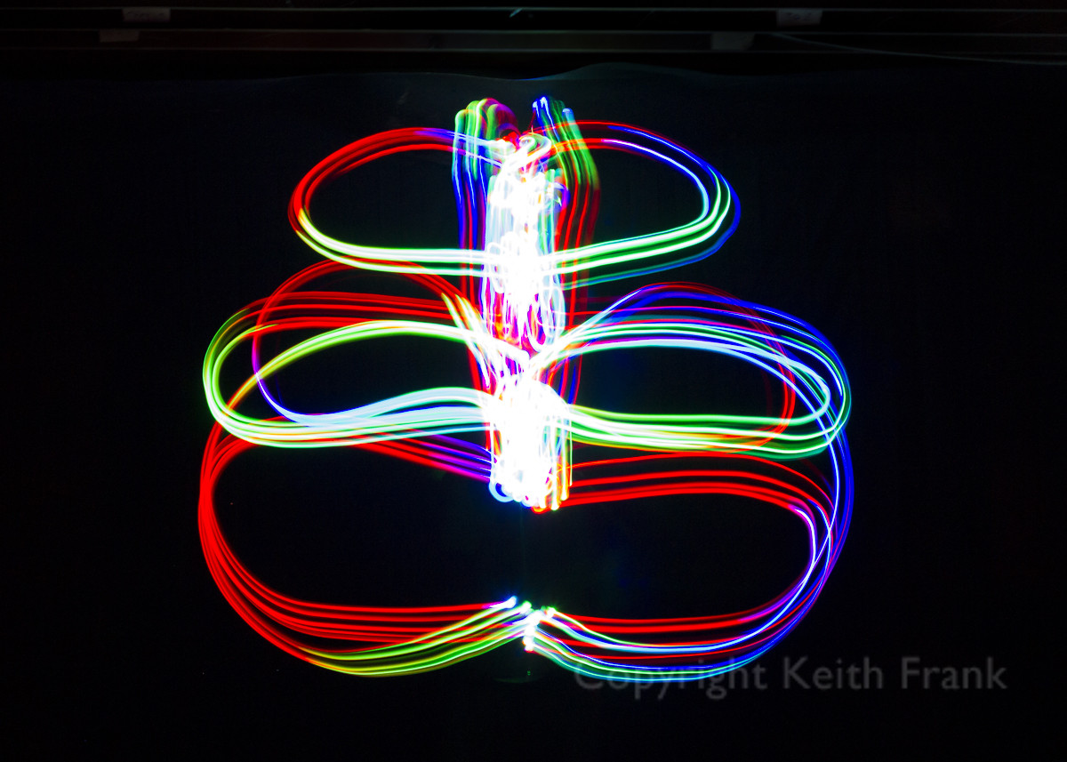 Light Language Keith Frank